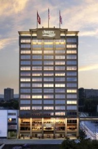 Liberty Tower Office Building Space For Lease Berry